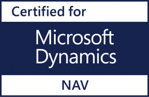 MS Dynamics Certified For NAV 2016