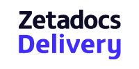 Zetadocs logo, Dynamics 365 Business Central document management