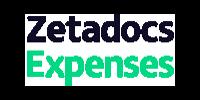Zetadocs Expenses logo, Dynamics 365 Business Central expense management