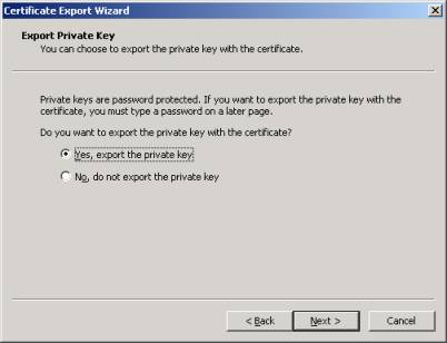 HOWTO: Enabling HTTPS support on an ISA server