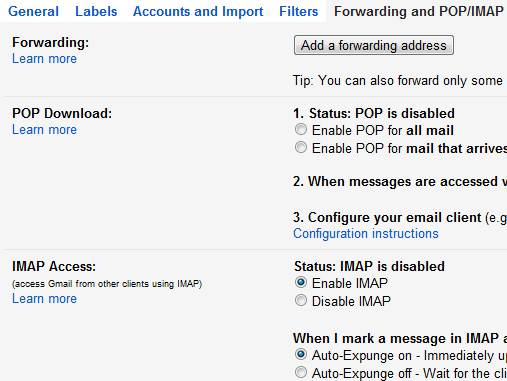 how to send email using google vb6